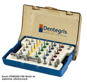 Kaseta chirurgiczna Dentegris STANDARD LINE
