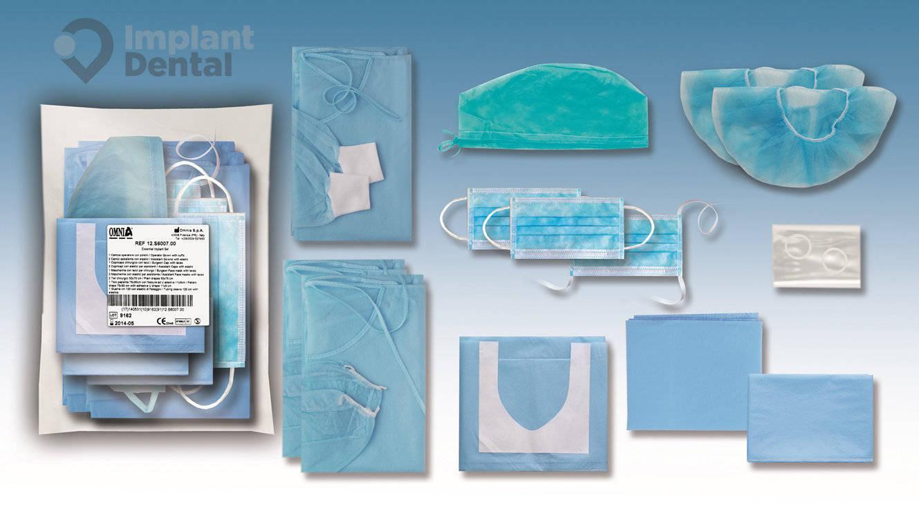 Omnia Essential - zestaw implantologiczny